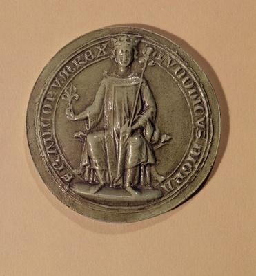 Seal of Louis IX