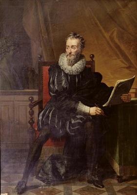 Portrait of Francois de Malherbe