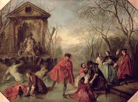 Winter, 1738