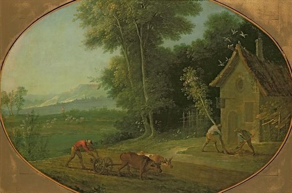 Spring Landscape, 1749