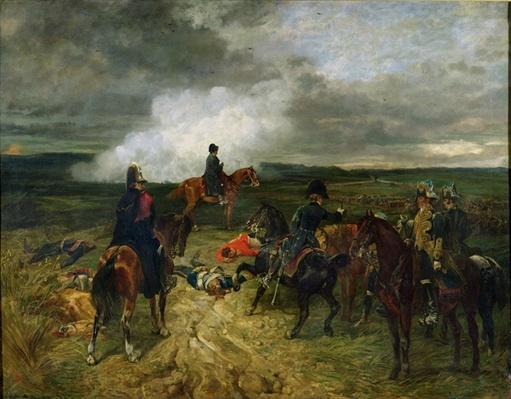 17th June 1815, 7 O'Clock, 1869