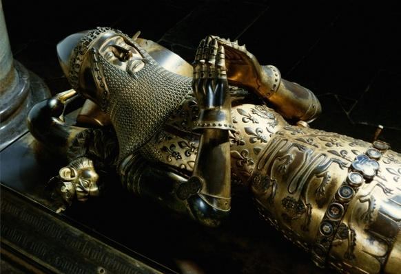 Effigy of Edward the Black Prince, 1376