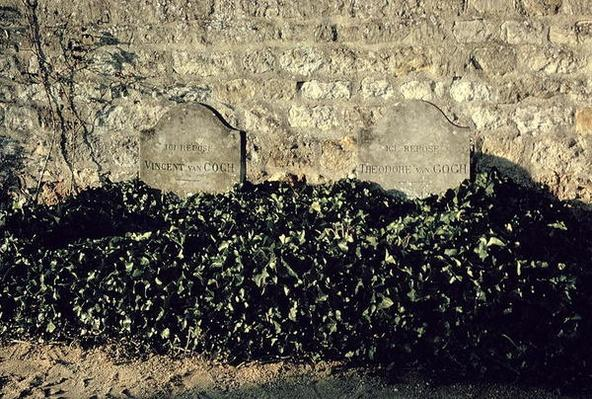 Graves of Vincent