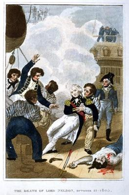 The Death of Lord Nelson