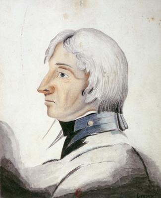 Portrait of Lord Horatio Nelson