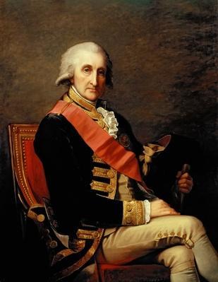Admiral George Brydges Rodney
