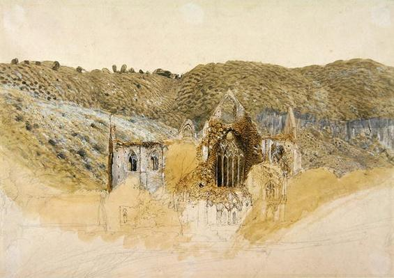Tintern Abbey, 1835