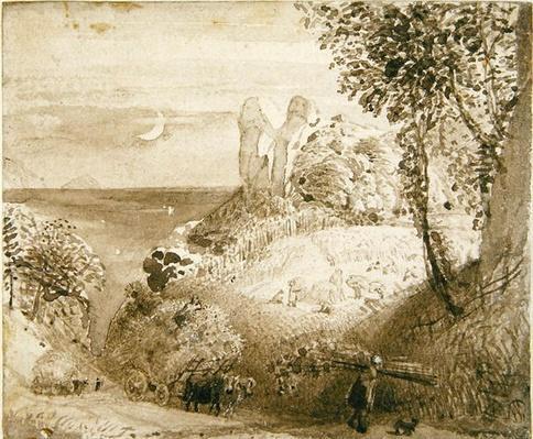 A Pastoral Scene, 1835
