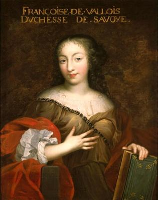 Francoise-Madeleine d'Orleans