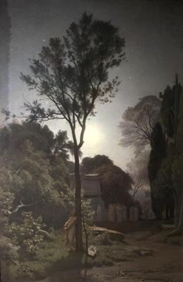 Orpheus, 1863
