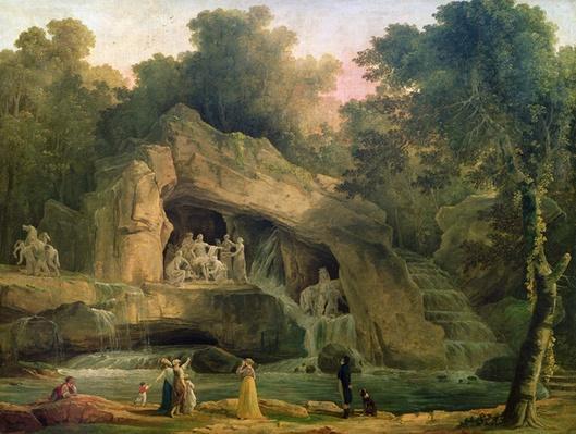 The Bosquet des Bains d'Apollo