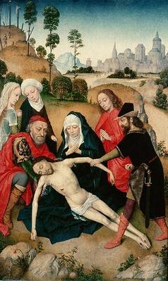 The Lamentation, 1470s