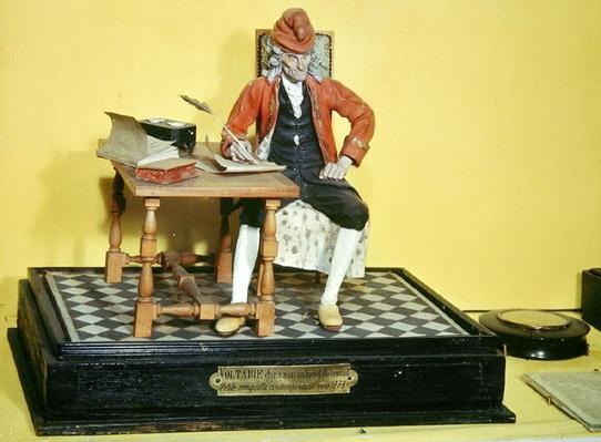 Model of Voltaire