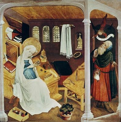 The Doubt of St. Joseph, c.1410-20