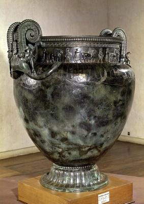 Krater, from the Tomb of a Princess of Vix