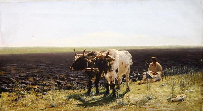 The Rest, 1874