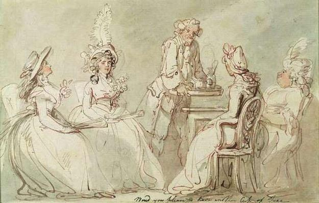 A Tea Party