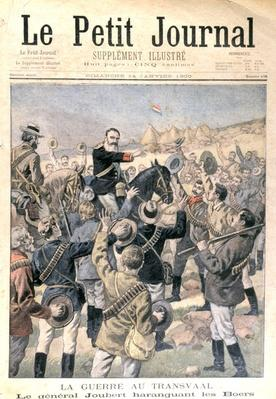 The War in the Transvaal: General Joubert