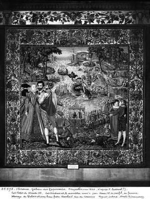 Festivals of Henri III