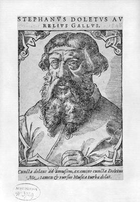 Etienne Dolet