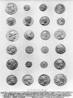 Twenty four coins
