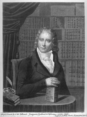 Henri Benjamin Constant de Rebecque