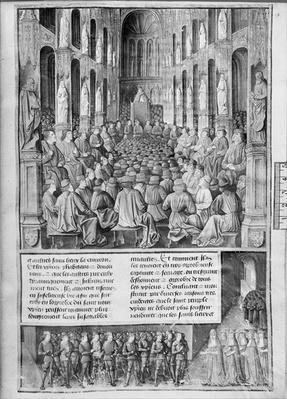Fr 5594 fol.19 How Pope Urban II