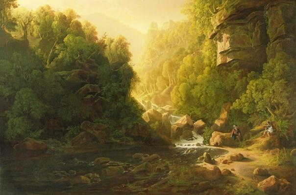 The Mountain Torrent, c.1820-30