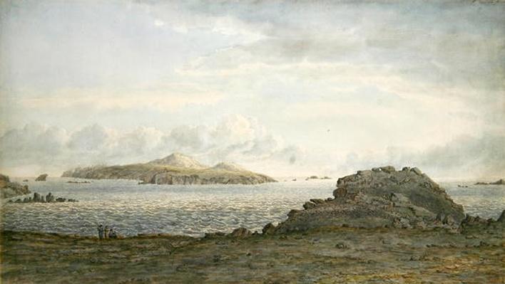 St. David's Head, Pembrokeshire, c.1805