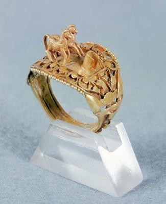 Horse ring of Ramesses II