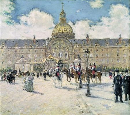 The Hotel des Invalides