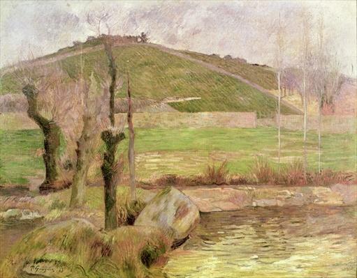 Landscape near Pont-Aven, 1888