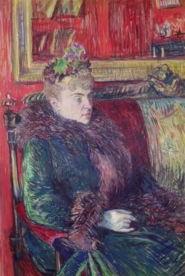 Madame de Gortzikoff, 1893