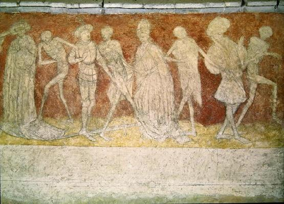 The Dance of Death, from the choir
