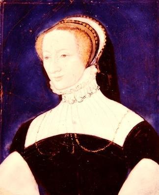 Portrait presumed to be Marguerite de Valois