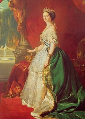Empress Eugenie