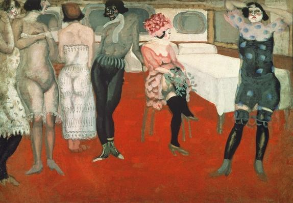 'Enter!', 1913