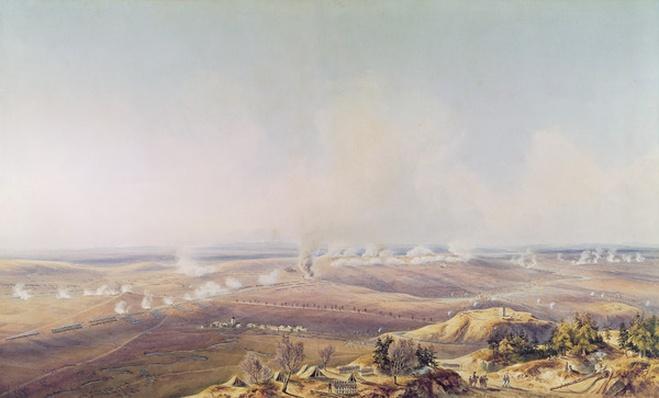 The Battle of Austerlitz, 2nd December 1805, Ten O'Clock, 1835