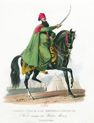 The Grand Vizier, 1829