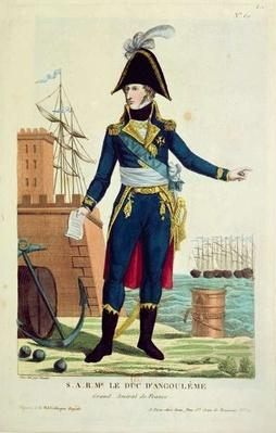 Louis-Antoine de Bourbon