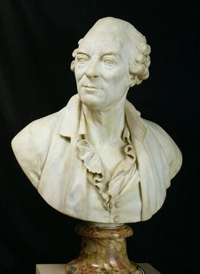 Bust of George Louis Leclerc