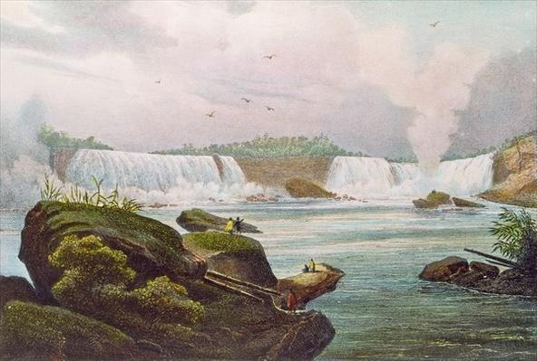 General View of Niagara Falls from the Canadian Side