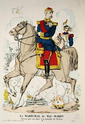 Marshal Edme Patrice Maurice de Macmahon
