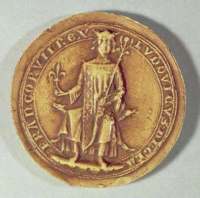 Seal of St. Louis