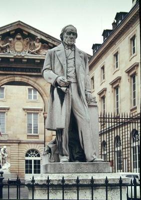 Statue of Claude Bernard