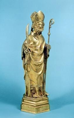 Figurine of a bishop