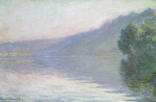 The Seine at Port-Villez, 1894