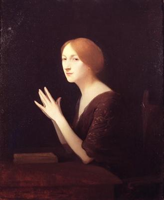 Portrait of Marguerite Moreno