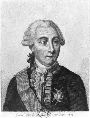 Count Louis de Marbeuf