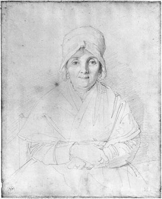 Madame Ingres Mere